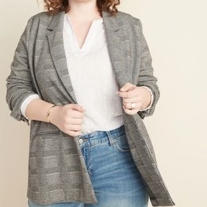 Old Navy | 2X | Boyfriend Blazer